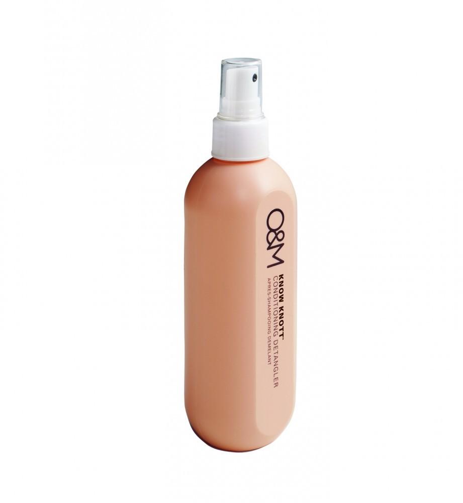 O&M - Know Knott, Conditioning Detangler Spray - Kondicionáló, Gubancolódásgátló Spray, 250ml