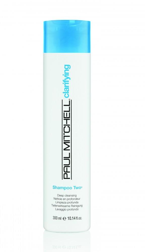 Paul Mitchell - Shampoo Two - Mélytisztító Sampon, 300ml