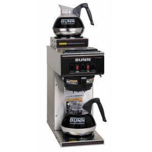 BUNN Filteres Kávéfőző2, VP17-2, TESZTER