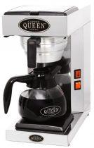COFFEE QUEEN Filteres Kávéfőző1, M1 + 1,8L Üveg Kiöntő (Fekete) - megrendelésre