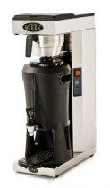 COFFEE QUEEN Filteres Kávéfőző1, Mega Gold A + 2,5L Hőtárolós Hordó