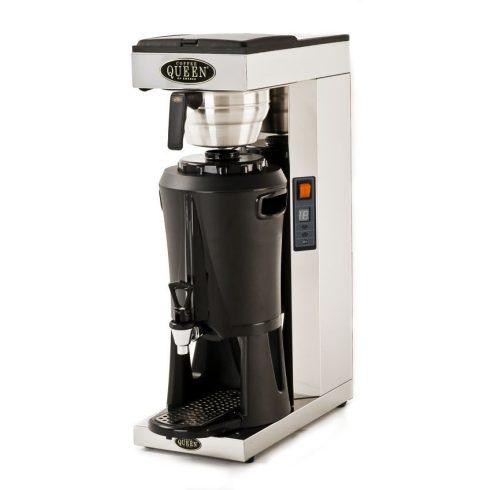 COFFEE QUEEN Filteres Kávéfőző1, Mega Gold A + 2,5L Hőtárolós Hordó - megrendelésre