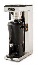 COFFEE QUEEN Filteres Kávéfőző1, Mega Gold M + 2,5L Hőtárolós Hordó
