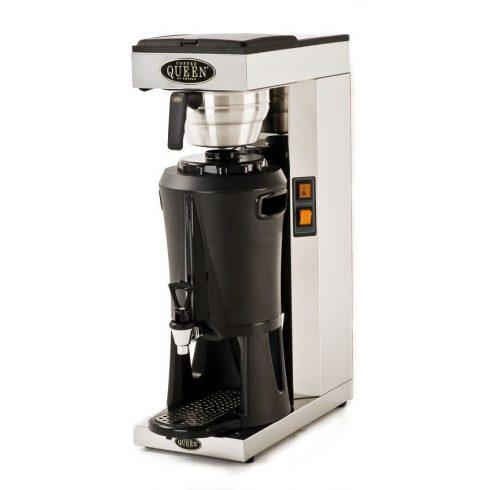 COFFEE QUEEN Filteres Kávéfőző1, Mega Gold M + 2,5L Hőtárolós Hordó - megrendelésre