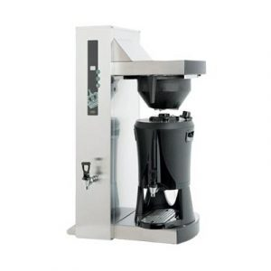 COFFEE QUEEN Filteres Kávéfőző1, SC1, Torony + 5L Hőtárolós Hordó - megrendelésre