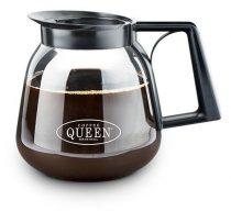COFFEE QUEEN Üveg Kiöntő (Fekete), 1,8L
