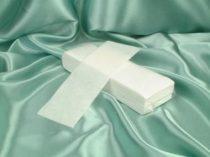 Ecowax - Papírcsík C-típus (7,5x21,5cm, 100db/csomag)