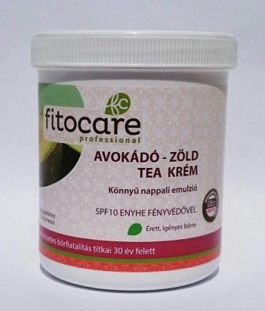 Fitocare - Avokádó, Zöld Tea Nappali Krém, 100ml