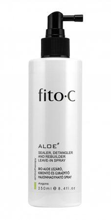 fitoC Aminotherapy - Bio Aloe, Lezáró és Kibontó Spray, 250ml