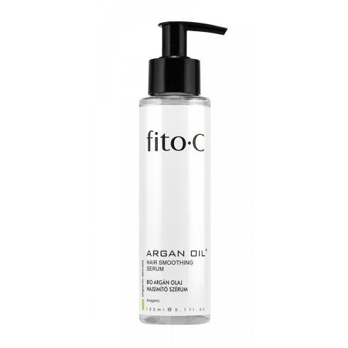 fito.C - Bio Argan Oil Hairsmoothing Serum - Bio Argán Olaj Hajsimító Szérum, 150ml