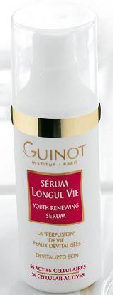Guinot - Sérum Longue Vie - Bőrfiatalító Szérum, 30ml