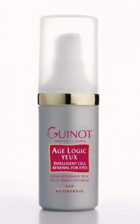 Guinot - Age Logic Yeux - Exkluzív Szemkörnyék Ápoló Krém, 15ml