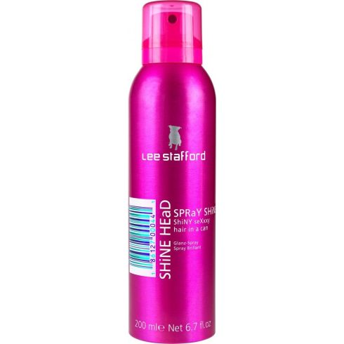 Lee Stafford - Shine Head Spray - Fényspray, 200ml