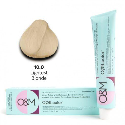 O&M - Cor.color - Naturals - Természetes - 10.0, 100ml