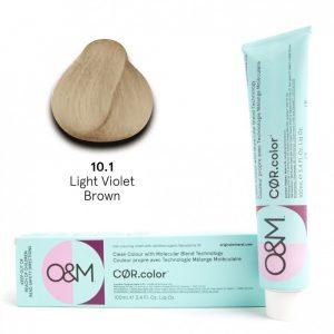 O&M - Cor.color - Ash - Hamvas - 10.1, 100ml