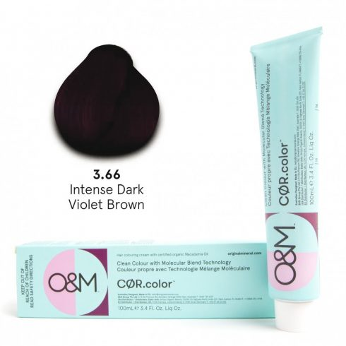 O&M - Cor.color - Violet - Viola - 3.66, 100ml