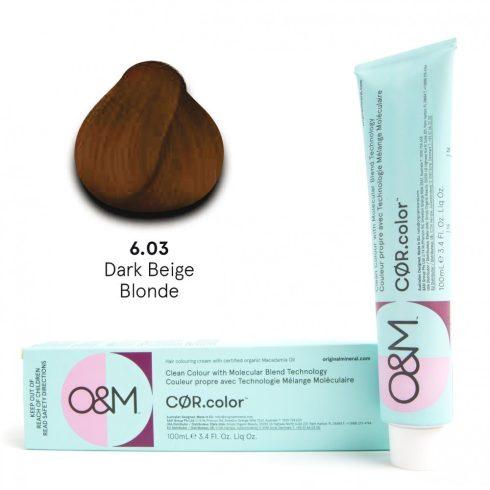 O&M - Cor.color - Beige - Bézs - 6.03, 100ml