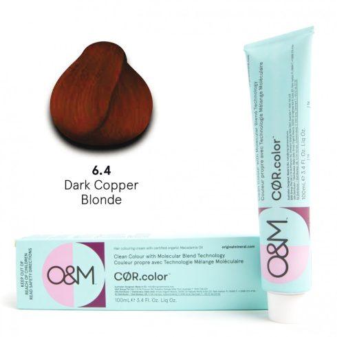 O&M - Cor.color - Copper - Réz - 6.4, 100ml