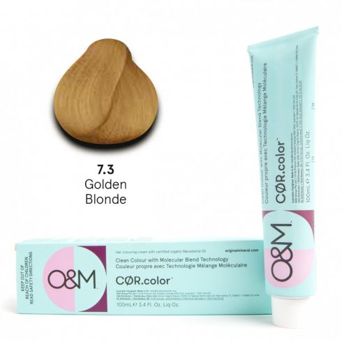 O&M - Cor.color - Gold - Arany - 7.3, 100ml