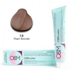 O&M - Cor.color - Pearl - Gyöngy - 7.8, 100ml