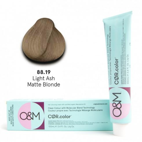 O&M - Cor.color - Cool.Naturals - Hideg Természetes - 88.19, 100ml