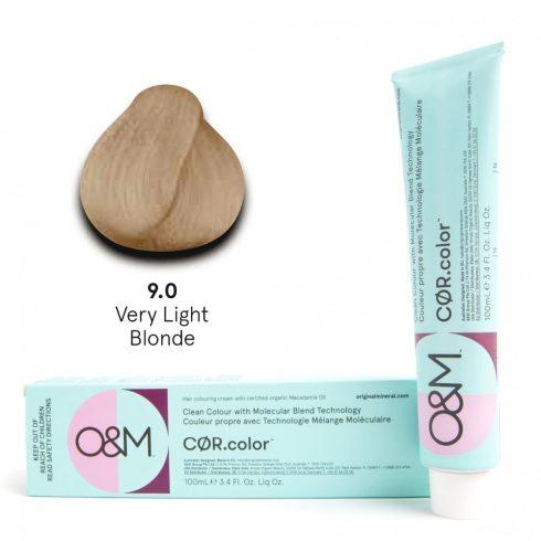 O&M - Cor.color - Naturals - Természetes - 9.0, 100ml