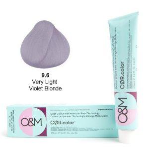 O&M - Cor.color - Violet - Viola - 9.6, 100ml