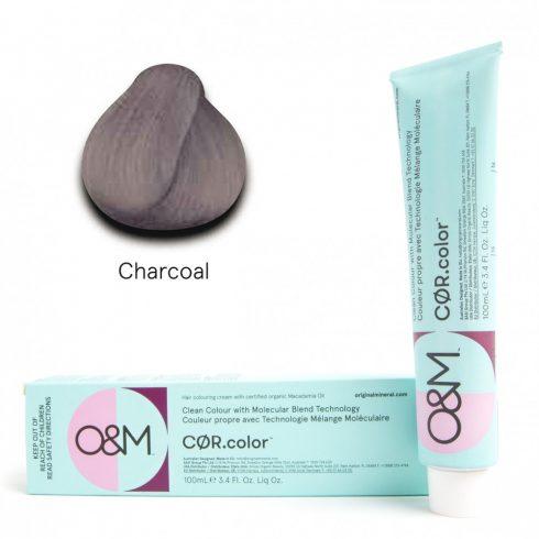 O&M - Cor.color - Pastel Charcoal - Pasztel Hamuszürke, 100ml