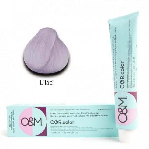 O&M - Cor.color - Pastel Lilac - Pasztel Lila, 100ml