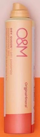 O&M - Dry Queen - Szárazsampon Spray, 300ml