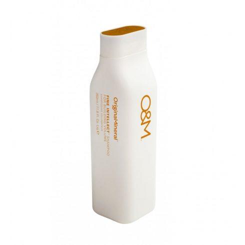 O&M - Fine Intellect Shampoo, for Building Volume - Tömegnövelő Sampon, 350ml