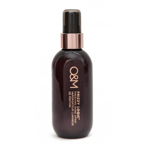 O&M - Frizzy Logic, Finishing Shine Spray - Fényspray, 100ml