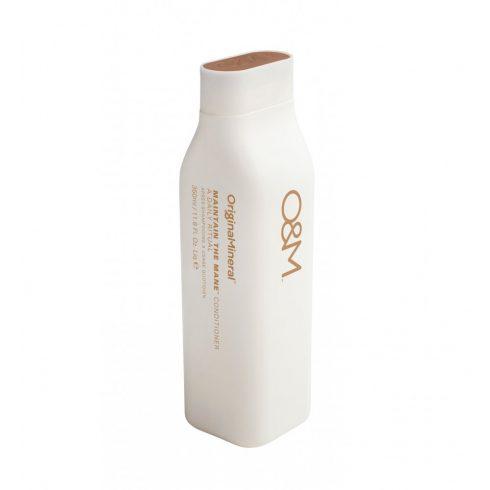 O&M - Maintain the Mane Conditioner, a Daily Ritual - Kondicionáló, Mindennapos Használatra, 350ml