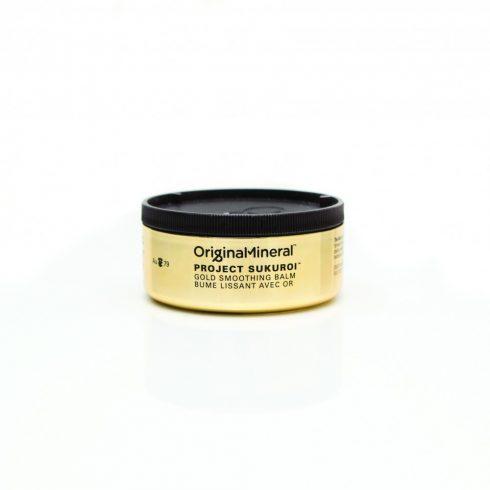 O&M - Project Sukuroi, Golden Smoothing Balm - Arany Simító Balzsam, 100g