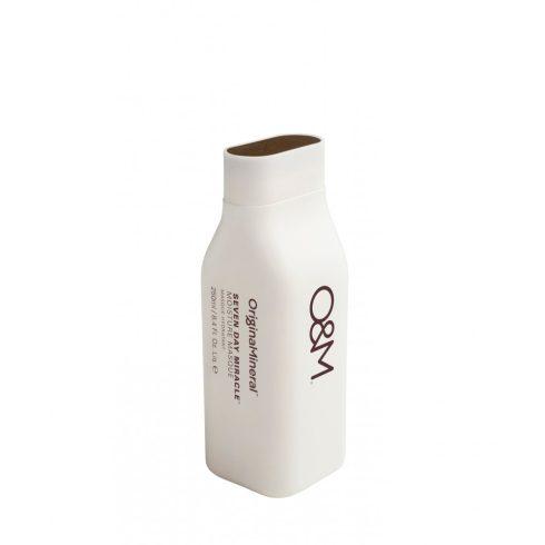 O&M - Seven Day Miracle, Moisture Masque - Hidratáló, Olajos Maszk, 250ml