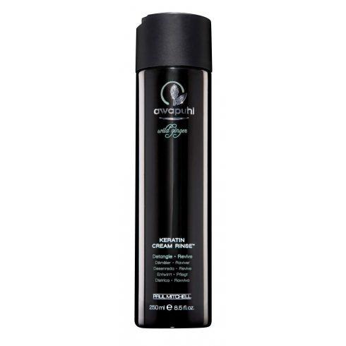Paul Mitchell Awapuhi - Keratin Cream Rinse - Awapuhi és Keratin Krémbalzsam, 250ml