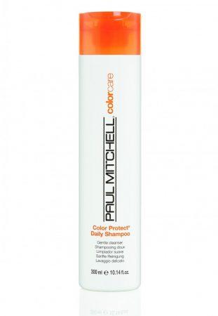 Paul Mitchell - Color Protect Daily Shampoo - Színvédő Sampon, 300ml