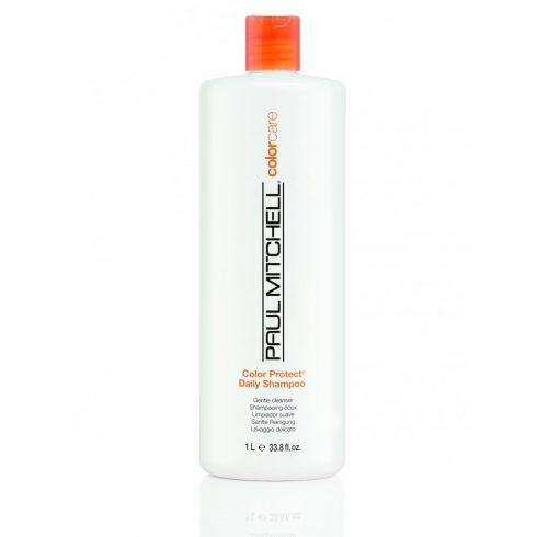 Paul Mitchell - Color Protect Daily Shampoo - Színvédő Sampon, 1L