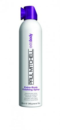 Paul Mitchell - Extra Body Finishing Spray - Tömegnövelő Hajlakk, 300ml