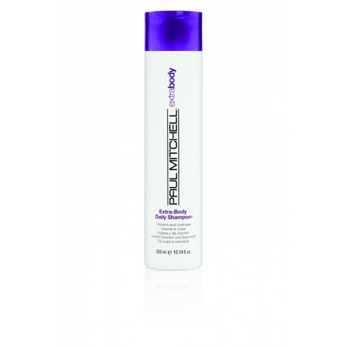 Paul Mitchell - Extra Body Daily Shampoo - Tömegnövelő Sampon, 300ml