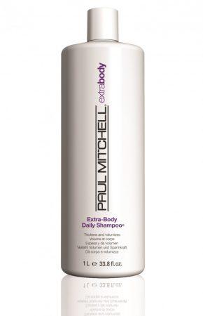 Paul Mitchell - Extra Body Daily Shampoo - Tömegnövelő Sampon, 1L