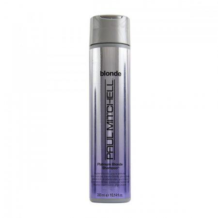 Paul Mitchell - Platinum Blonde Shampoo - Platina Hamvasító Sampon, szőke hajra, 300ml