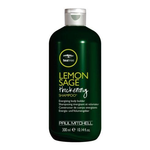 Paul Mitchell Tea Tree - Lemon, Sage Thickening Shampoo - Citromos, Zsályás Hajdúsító Sampon, 300ml
