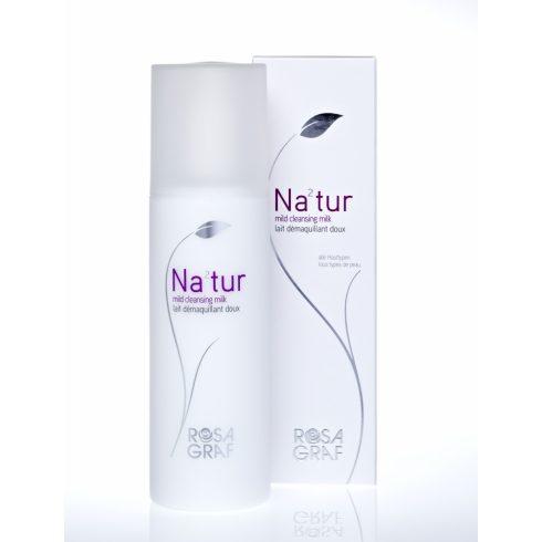 Rosa Graf - Natur Mild Cleansing Milk - Natur Gyengéd Arclemosó Tej, 200ml