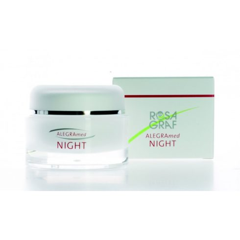 Rosa Graf - AlegraMed Night Cream - AlegraMed Éjszakai Krém, 50ml