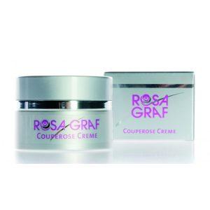 Rosa Graf - Couperose Intenzive 24 h Creme - Rosacea Intenzív 24órás Ápoló Krém, 30ml