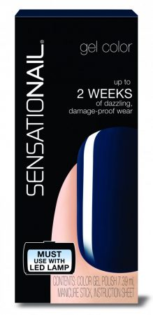 Sensationail - Gél Lakk - Blue Yonder, 7,39ml