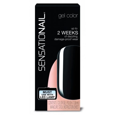 Sensationail - Gél Lakk - Midnight Rendezvous, 7,39ml