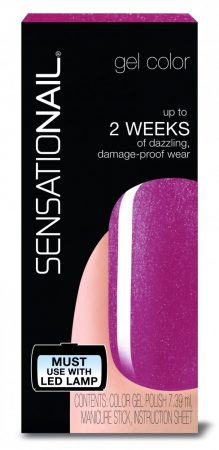 Sensationail - Gél Lakk - Love Bite, 7,39ml
