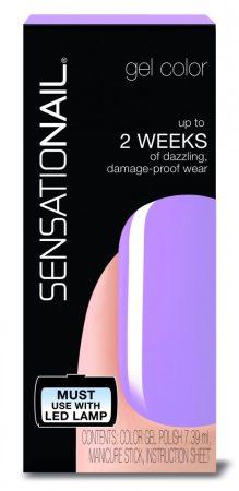 Sensationail - Gél Lakk - Heirloom Lilac, 7,39ml